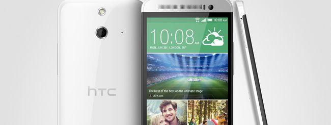 Ecco HTC One (E8), in plastica e più economico