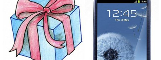 Samsung Galaxy S III e Dropbox: 50 GB per tutti