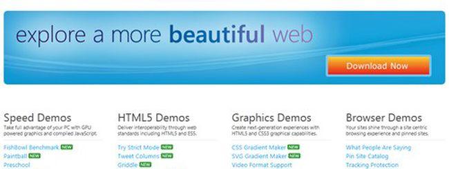 Internet Explorer 10 taglia fuori Windows Vista