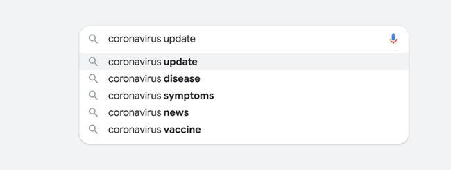Coronavirus, ecco come Google si rende utile