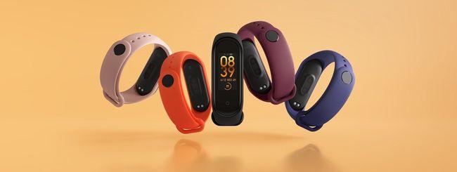 Xiaomi Mi Smart Band 4 in Italia dal 26 giugno