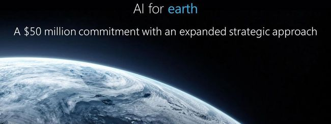 Cambiamenti climatici, IA per salvare il pianeta