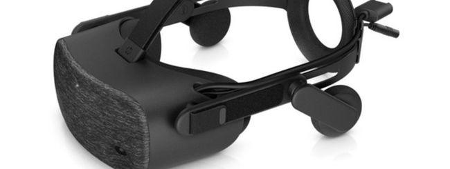 HP Reverb, il visore VR arriva ad aprile