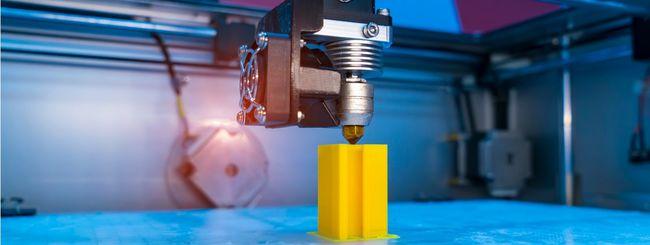 HP Metal Jet, stampa 3D per le aziende
