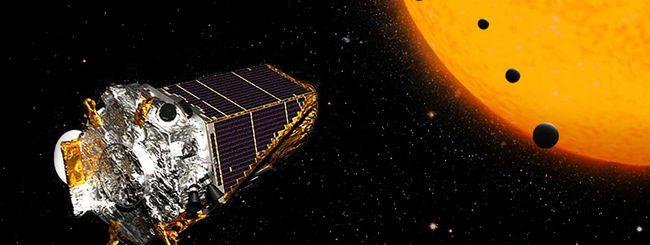 Kepler, buonanotte al cacciatore di pianeti
