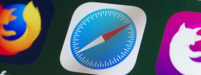 Apple Safari per iOS non invia dati in Cina