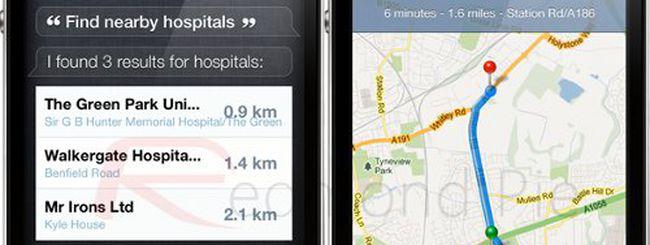 Siri: come migliorare le ricerche geografiche