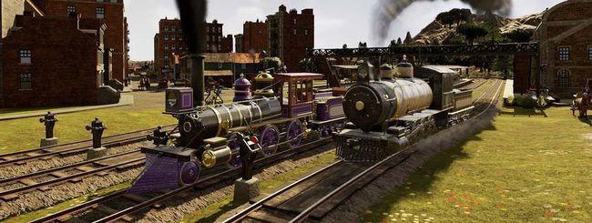 Railway Empire gratis per PC: link al download