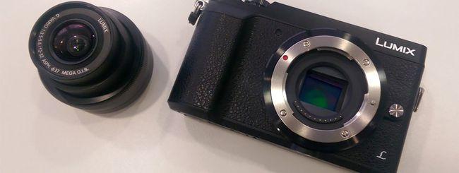 Panasonic Lumix GX80 provata in anteprima