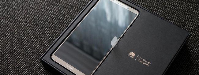 Smartphone pieghevole di Huawei nel 2018