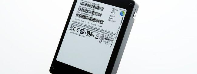 Samsung annuncia un SSD enterprise da 15,36 TB