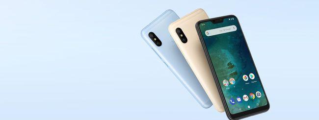 Xiaomi Mi A2 Lite, Android 10 con bug