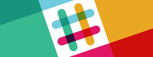 Microsoft vieta l'uso di Slack