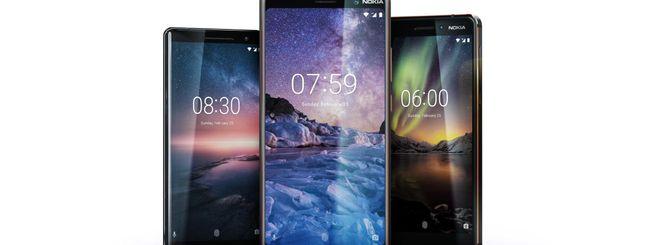 I nuovi Nokia sono Android Enterprise Recommended