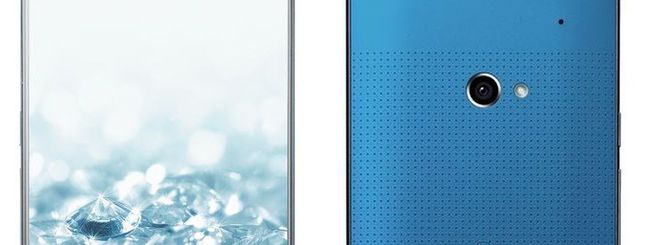Sharp Aquos Crystal 2, senza cornici e waterproof