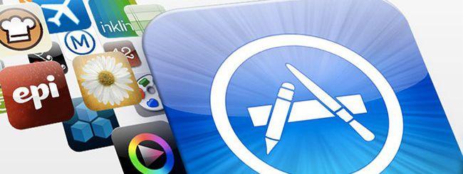 App Store: avvisi per gli acquisti in-app
