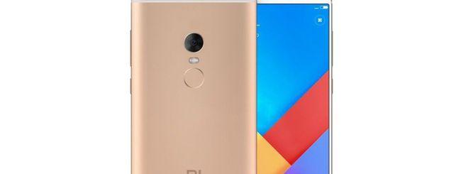 Xiaomi Redmi Note 5, display 18:9 da 6 pollici?