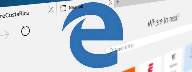 Windows 10, Edge più veloce di Chrome