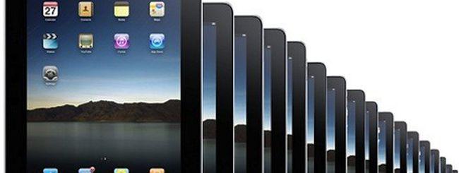 iPad 3 in produzione, arriva a marzo-aprile