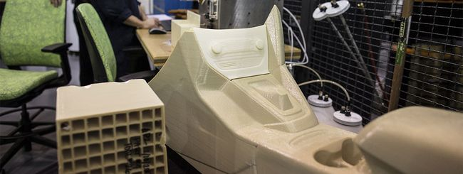 Ford e Stratasys: la stampa 3D nel settore auto