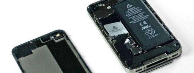 iFixit disseziona il nuovo iPhone 4S