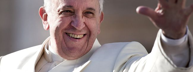 Tim Cook incontra Papa Francesco