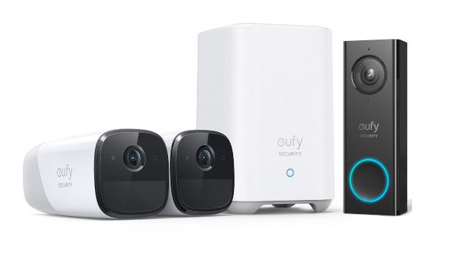 eufyCam 2 Pro + Video Doorbell 2K