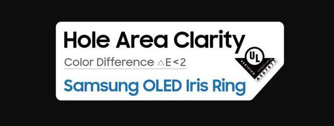 Samsung registra il marchio Iris Ring: sostituisce Infinity-O