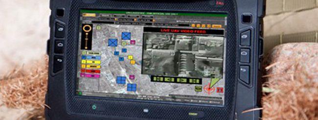 Harris RF-3590, tablet Android da combattimento