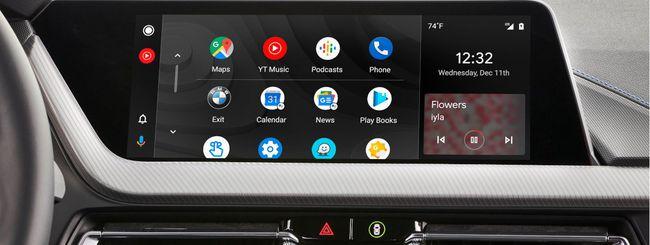 Android Auto sale sulle BMW nel 2020