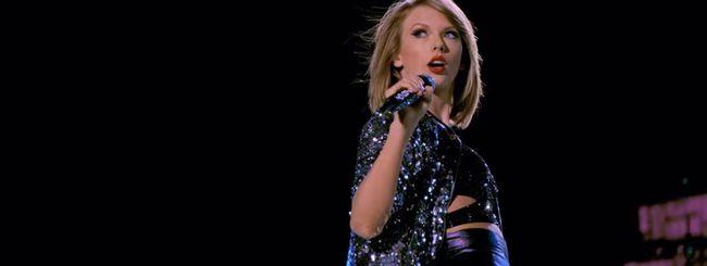 Apple Music e Taylor Swift: documentario esclusivo