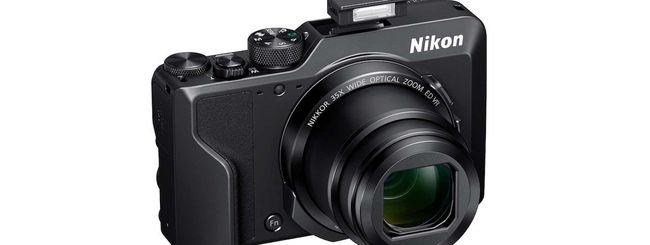 Nikon annuncia le Coolpix A1000 e B600