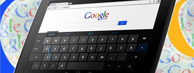 Advertising su tablet, miniera d'oro per Google