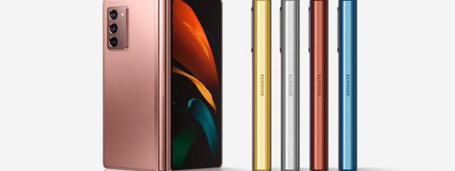 Samsung Galaxy Z Fold2 5G è ancora in offerta su Amazon