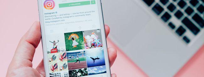 Instagram, Storie con hashtag e località