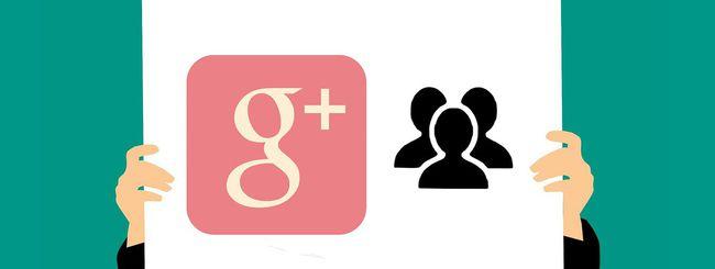 Google Plus anticipa la chiusura ad aprile 2019