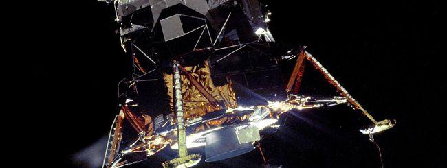 Moon Day, il computer di bordo dell'Apollo 11