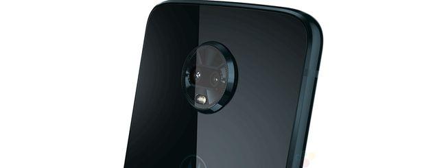 Moto Z3 Play, nuove immagini dello smartphone