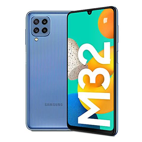 Samsung Galaxy M32 (Blue)