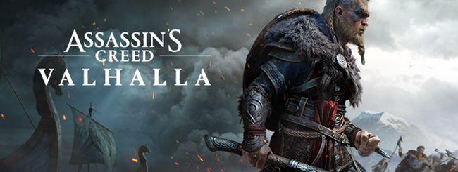 Assassin's Creed Valhalla è in preordine su Amazon
