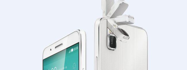 Huawei ShotX, fotocamera unica da 13 megapixel