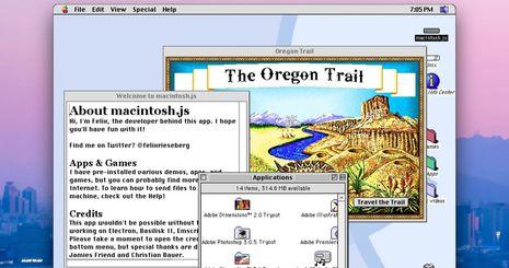 Macintosh.js, l'emulatore di MacOS 8 facile e completo