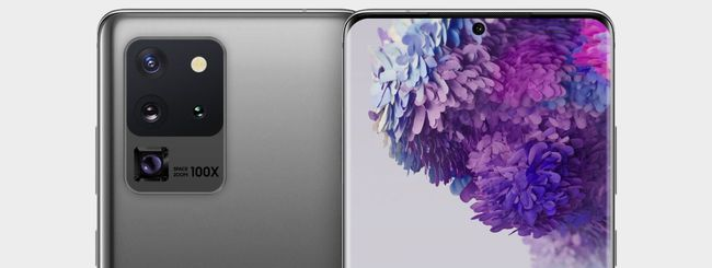 Samsung Galaxy S20, specifiche complete