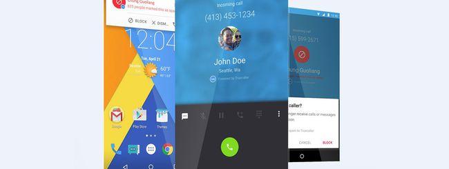 Cyanogen OS integrerà il dialer di Truecaller