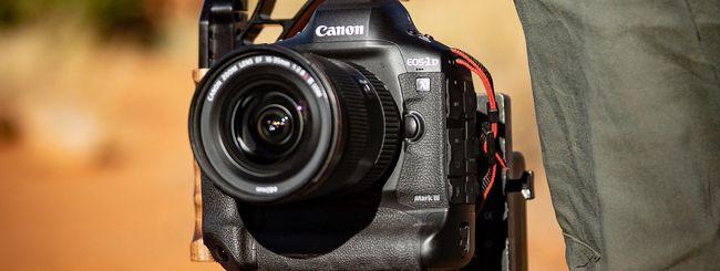 Canon: presentate la EOS-1D X Mark III e la 850D