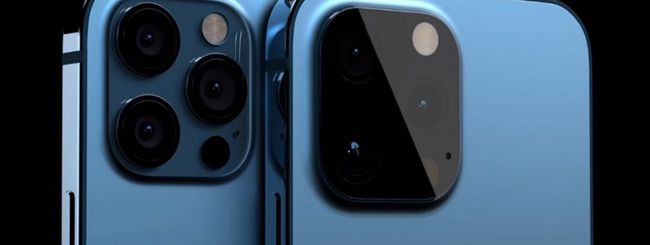 """iPhone 14: Fotocamera 48MP con 8K e addio """"mini"""""""