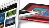 iPad Air vs Nokia Lumia 2520