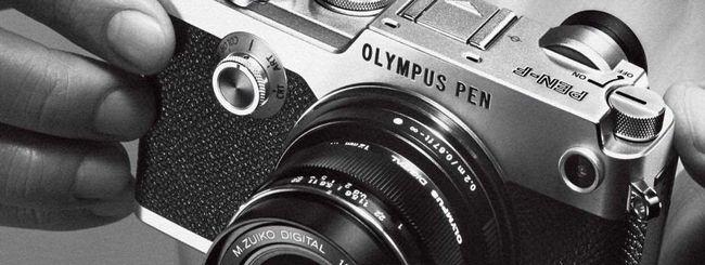 Olympus PEN-F: una mirrorless con stile e sostanza