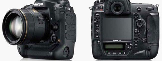 Nikon D4: scatti fotografici con condizioni di luce proibitive
