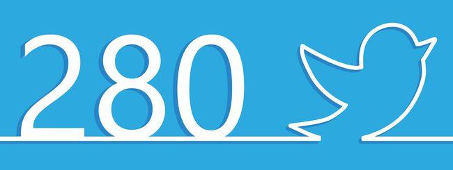 Twitter: come scrivere post da 280 caratteri